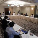 第1回正副議長会議(中部地区)開催報告|日本の印刷 2020年9月号