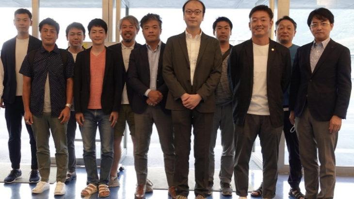 未来派宣言!!第二回全青協正副議長会議in高松|日本の印刷 2020年10月号